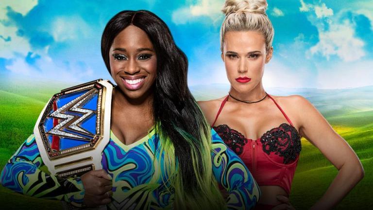 Naomi v Lana