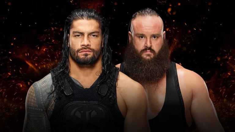 Reigns v Strowman