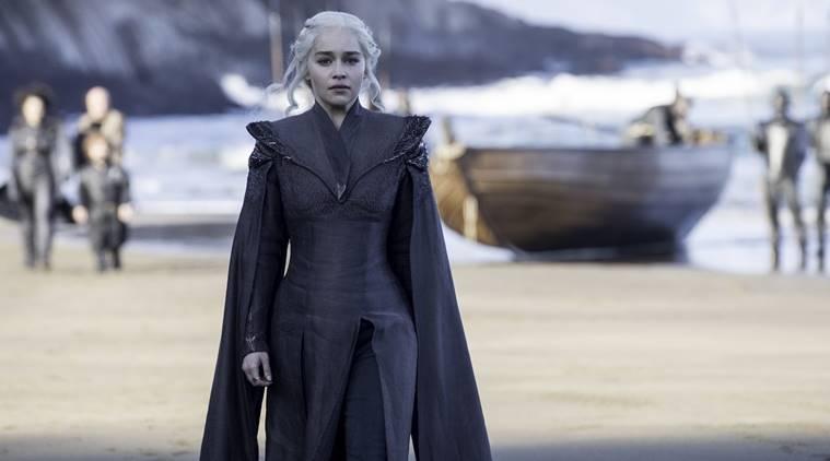 Daenerys Targaryen Dragonstone