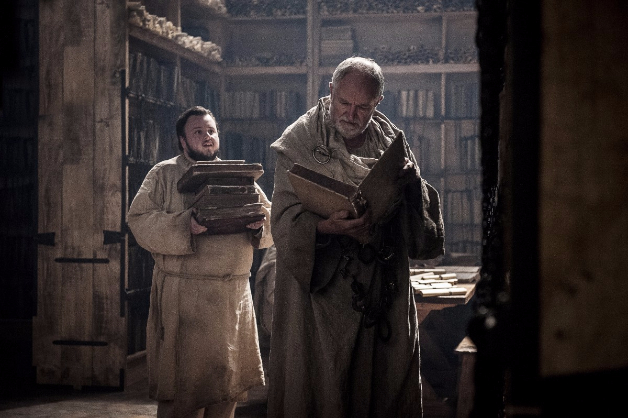 Sam and Archmaester