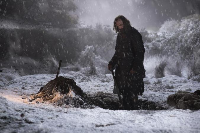 The Hound Dragonstone
