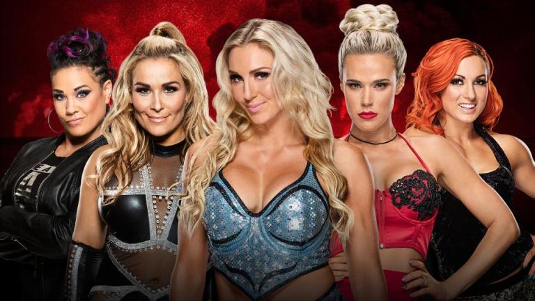 Womans Elimination match