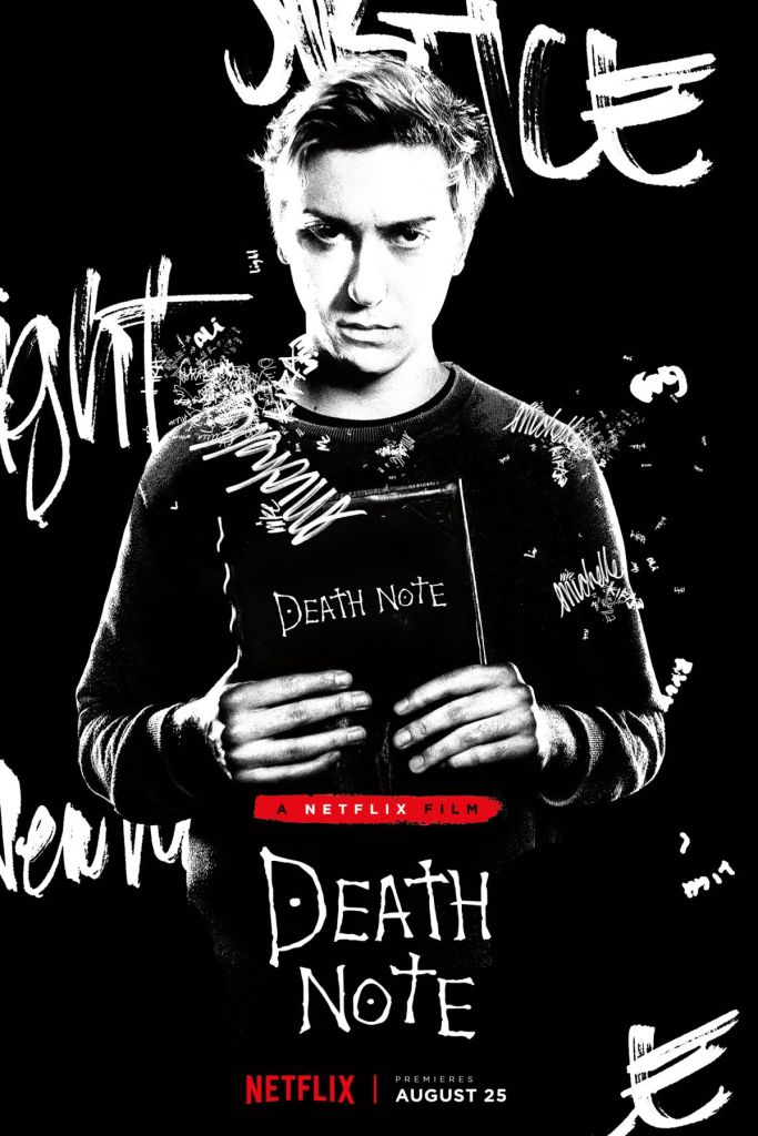 Death Note 2017 Poster