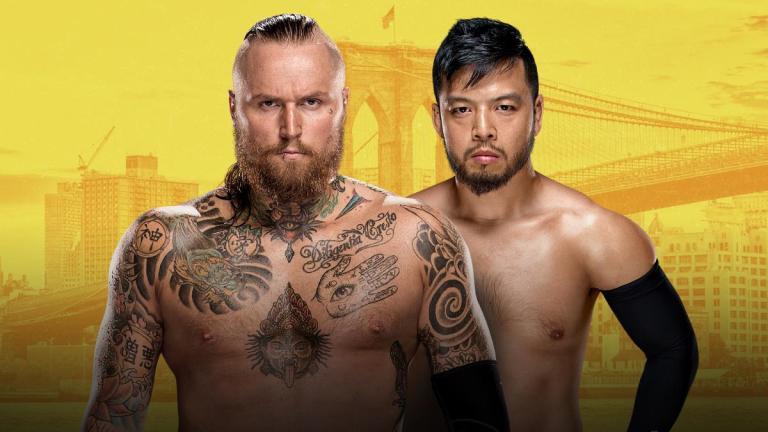 NXT Black v Itami
