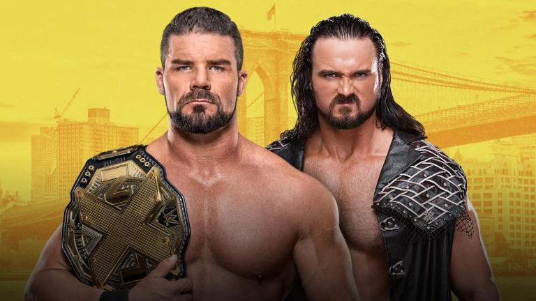 NXT Roode McIntyre