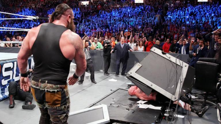 Strowman Table